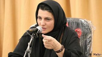 Sara Shariati iranische Soziologin ( Mehr)