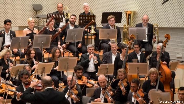 Universität der Künste Berlin - Syrian Expat Philharmonic Orchestra