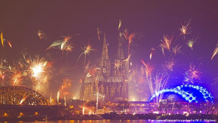 Cologne on New Year's Eve