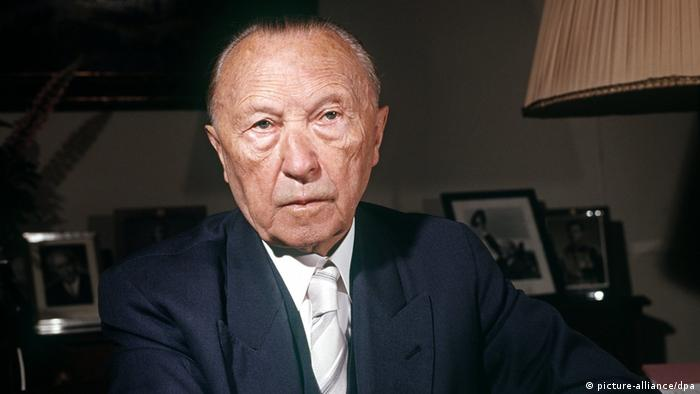 Konrad Adenauer (picture-alliance/dpa)