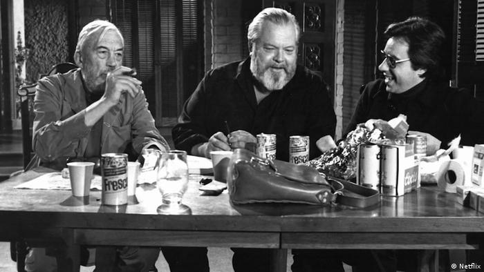 USA Film l Orson Welles - The other Side of the Wind (Netflix)
