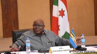 Tansania - Burundi Friedensgespräche mit Benjamin Mkapa