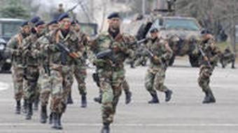 Mazedonische Armee