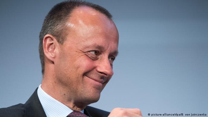 Friedrich Merz kandidiert für CDU-Vorsitz