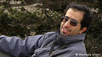 مرتضی اسلامی، مدیرعامل انجمن یوزپلنگ ایرانی