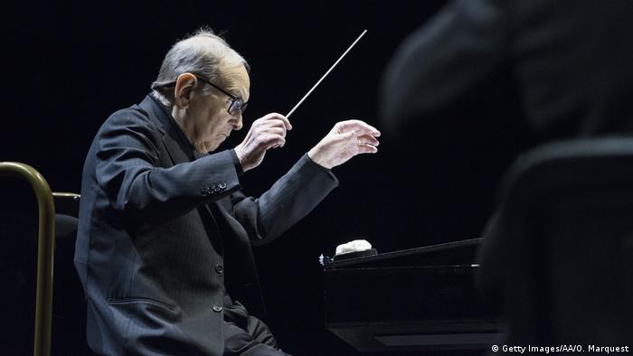 Ennio Morricone (Getty Images/AA/O. Marquest)