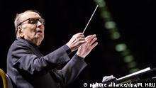 Musik l Komponist und Dirigent Ennio Morricone