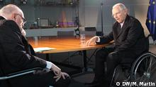 Conflict Zone mit Wolfgang Schäuble