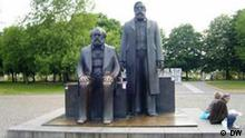 Denkmal Marx und Engels Berlin