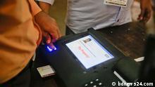 Bangladesch Elektronische Wahlmaschine