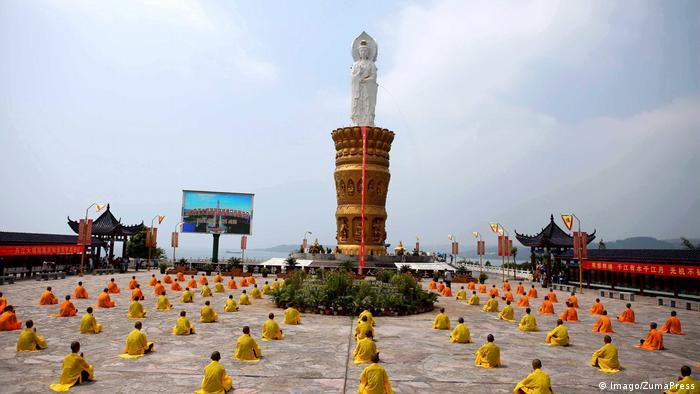 Bildergalerie Die höchsten Statuen der Welt (Imago/ZumaPress)
