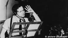 Orson Welles Radiosendung Krieg der Welten