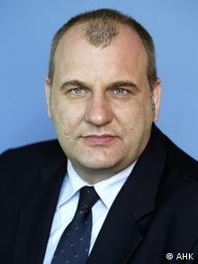 Jan Rönnfeld, Geschäftsführer der AHK in Jakarta, Indonesien