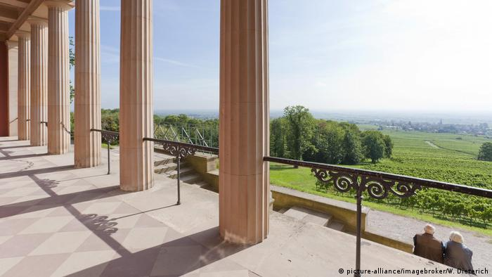 Germany Wine Route Villa Ludwigshöhe (picture-alliance/imagebroker/W. Dieterich)