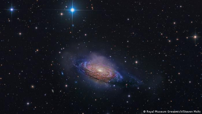 Wettbewerb Insight Astronomy Galaxies (Royal Museum Greenwich/Steven Mohr)
