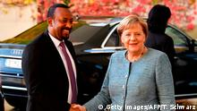 Deutschland Afrika-Gipfel bei Bundeskanzlerin Angela Merkel