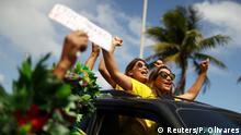 Brasilien Präsidentschaftswahlen Reaktionen