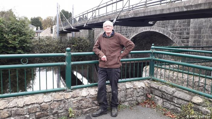 Oliver Brady in Ballyconnell, Ireland