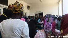 Mosambik Streik von Putzarbeitern wegen Entlassungen in Nampula