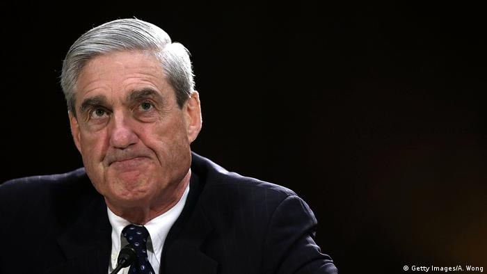 USA - Sonderermittler Robert Mueller (Getty Images/A. Wong)