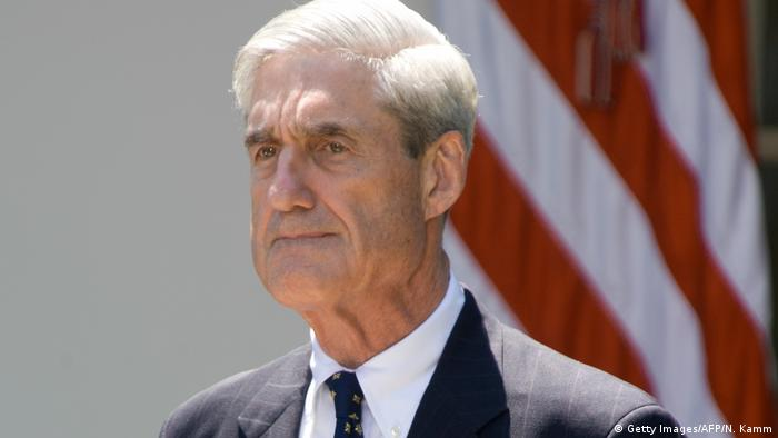 US-Demokraten fürchten um Muellers Russland-Ermittlungen