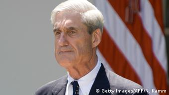 Robert Mueller (Getty Images/AFP/N. Kamm)