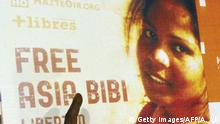 Asia Bibi (Getty Images/AFP/A. Ali)