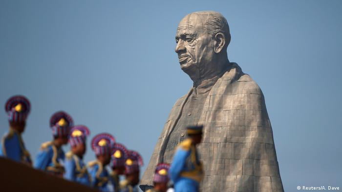 Indien Einweihung der Statue of Unity (Reuters/A. Dave)