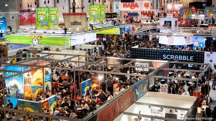 Essen - Spielemesse - Spiel 18 (Maximilian Metzler )