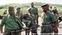 Kongo - Rebellen