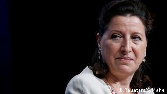Die französische Ministerin für Gesundheit und Solidarität Agnes Buzyn (Reueters/S.Mahe)