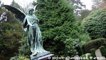Symbolfoto: Grab und Bestattungskultur