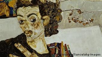 Ο ζωγράφος Έγκον Σίλε και η έγγυος γυναίκα του πέθαναν από την ισπανική γρίπη.