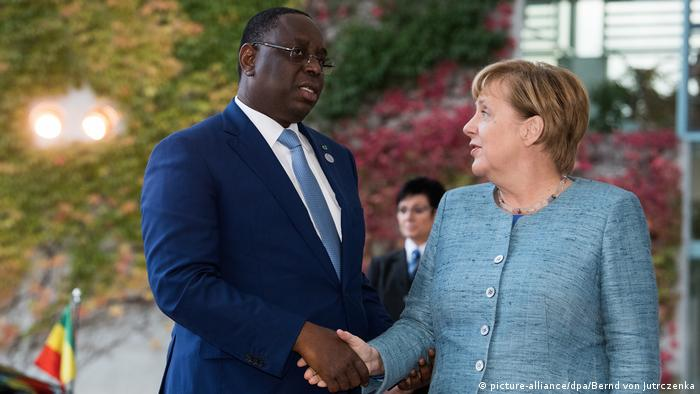 Abkommen mit Afrika-Konferenz in Berlin