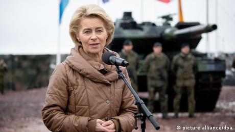 Γερμανία: Σκάνδαλο διαφθοράς στο υπουργείο Άμυνας;