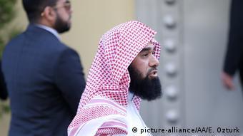 Suudi başsavcı El Muceb