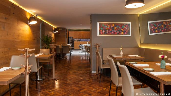El segundo restaurante mexicano de la lista de los top 10 es el Quintonil. Este es el nombre de una hierba mexicana que resume la esencia de este restaurante fresco y lleno de sabor, que ha ido ascendiendo progresivamente en el ranking.