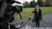 USA Flüchtlinge auf dem Weg in die USA l Präsident Trump