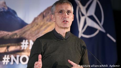 Столтенберг: Європа має оборонятись в рамках НАТО