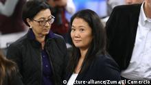 Peru Justiz - Keiko Fujimori in Lima