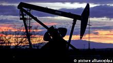 Argentinien - Öl in 'El Medanito'