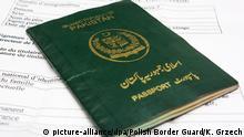 Reisepass Pakistan