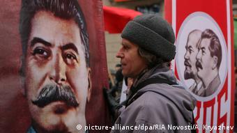 В Русия тачат Сталин - демонстрация през май 2019