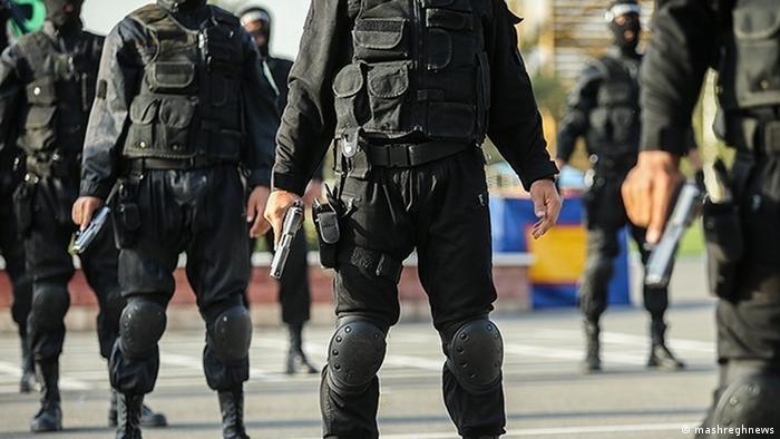 عکس تزئینی: یگان ویژه نیروی انتظامی ایران
