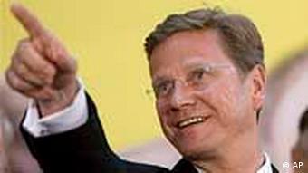 Guido Westerwelle (Foto: AP)