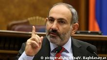 Armenien Ministerpräsident Nikol Paschinjan