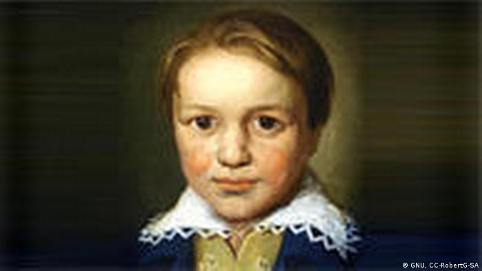 Beethoven com 13 anos