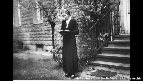 Judge Marie Munk (Landesarchiv Berlin/Helene Lange Archiv)