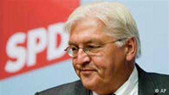 Frank-Walter Steinmeier (Foto: AP)