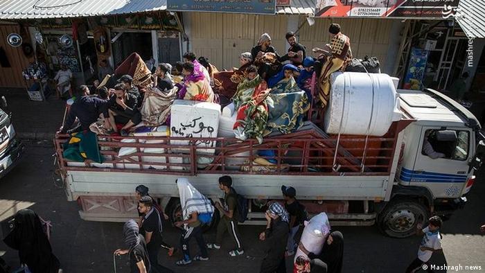 Shiiten Iran Pilger